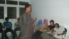 Hipnoterapi Siswa SMK Kesehatan Bhakti Indonesia Medika Probolinggo