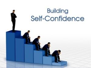 percaya diri adalah tafsir atas kemampuan diri