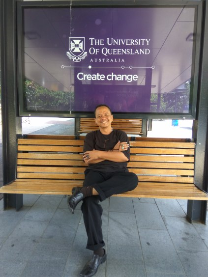 Create Change - Queensland University
