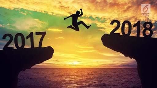 Resolusi 2018 dan Memohon Keajaiban Mewujudkan Harapan
