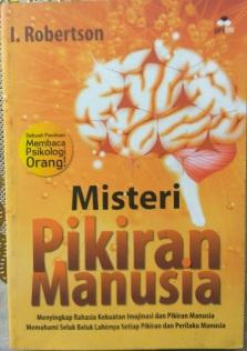 misteri pikiran manusia