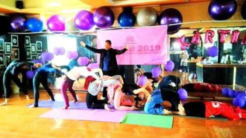 Gym Hipno Meditasi Panduan Hati Miracle Ways Wawan Kuswandoro