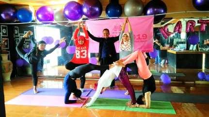 Gym Meditasi Panduan Hati Miracle Ways Wawan Kuswandoro